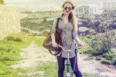 Fotografie Bike on the outskirts