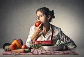 Photo Healthy food