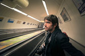 Fotografie v metru