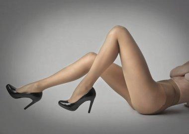 Nudity and high heels