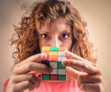 Solving a rubick cube