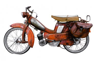 Vintage French Moped