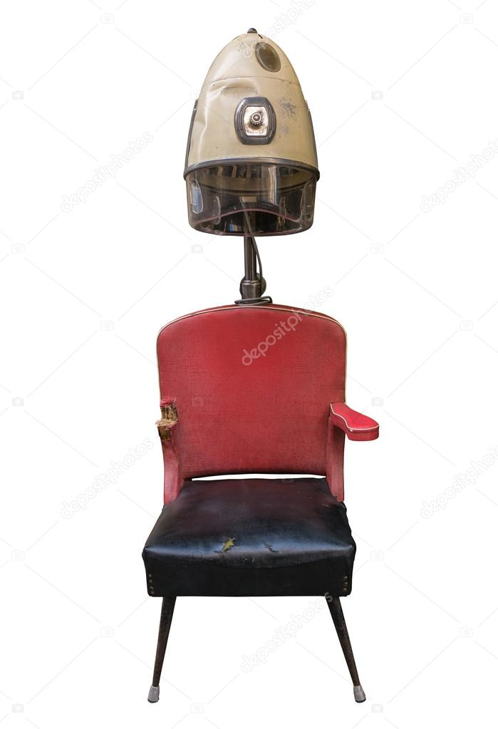 Lounge Stoel Retro.Vintage Hair Dryer Chair Vintage Retro Barber Hair Dryer And
