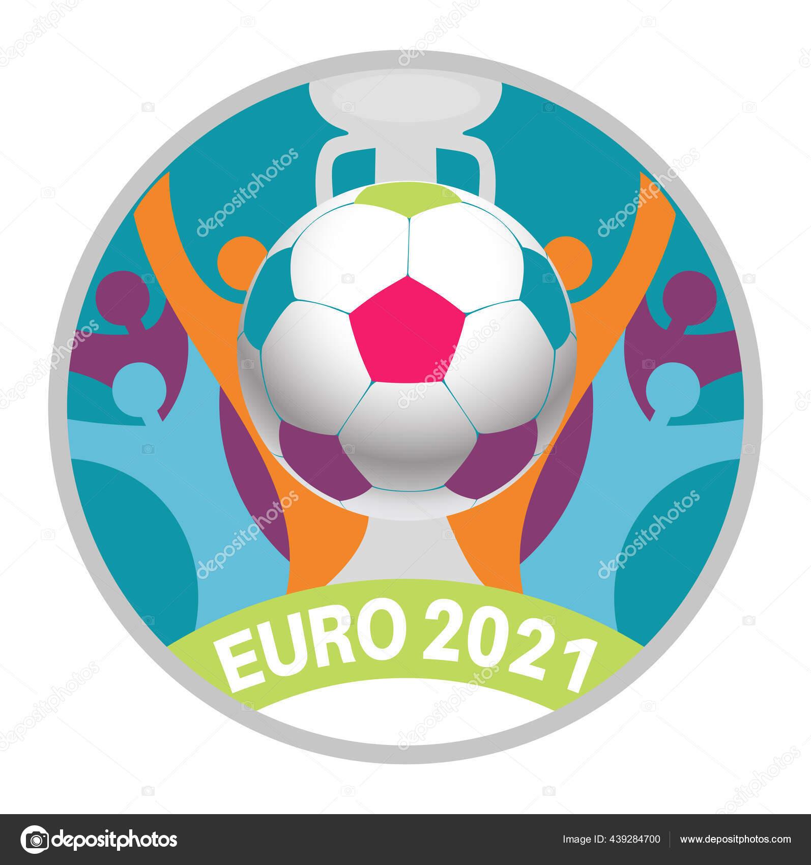 การแข ตบอลย 2020 โรย โรปถ กยกเล กและตอนน จะเล นในป 2021 — ภาพเวกเตอร์สต็อก  © urbanbuzz #439284700
