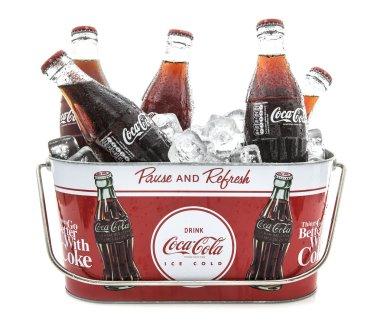 Classic Coke Botte