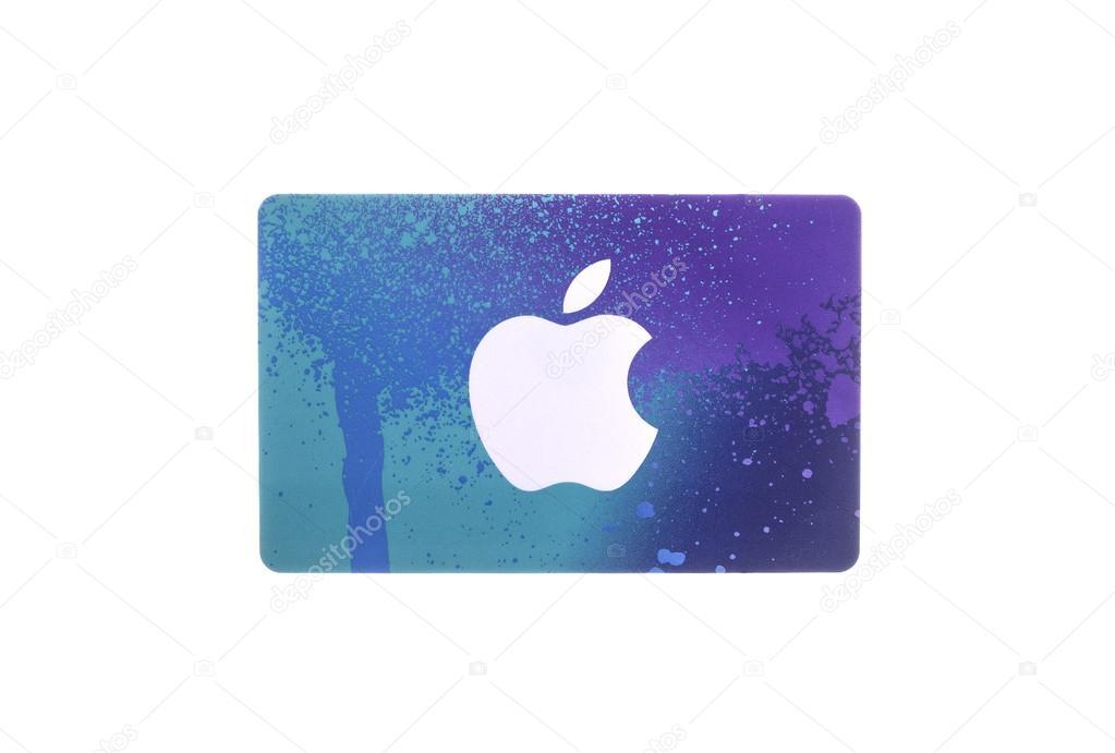Apple Itunes Karty Zdjecie Stockowe Editorial C Urbanbuzz 60185177