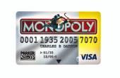 Monopol značky kreditní karta