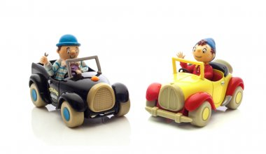 Noddy and  Sparkes
