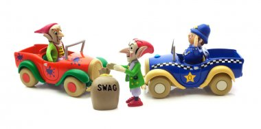 Noddy Sly and Gobo