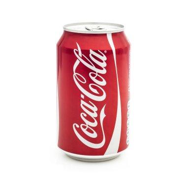 Classic Coca-Cola Can