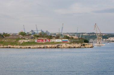View on Sevastopol Bay