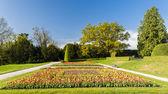 zahrada od paláce Lednice, Česká republika