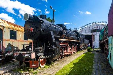 railway museum, Koscierzyna, Pomerania