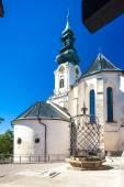 Fotografie hrad v nitra, Slovensko