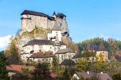 Oravský hrad, Slovensko