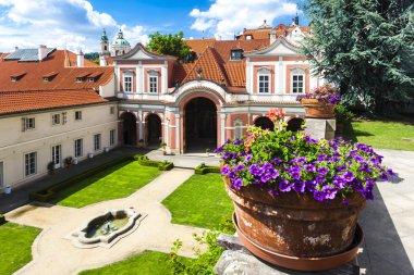 Ledeburska Garden, Prague, Czech Republic
