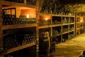 Archív vín ve vinném sklípku, Česká republika