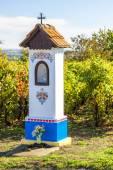 Mučení Boží s vinicí poblíž Nechory