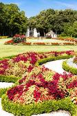 Photo garden of Kozlowski Palace, Lublin Voivodeship