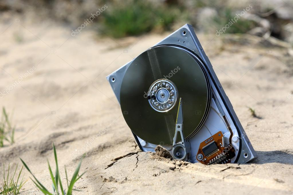 lost computer data storage