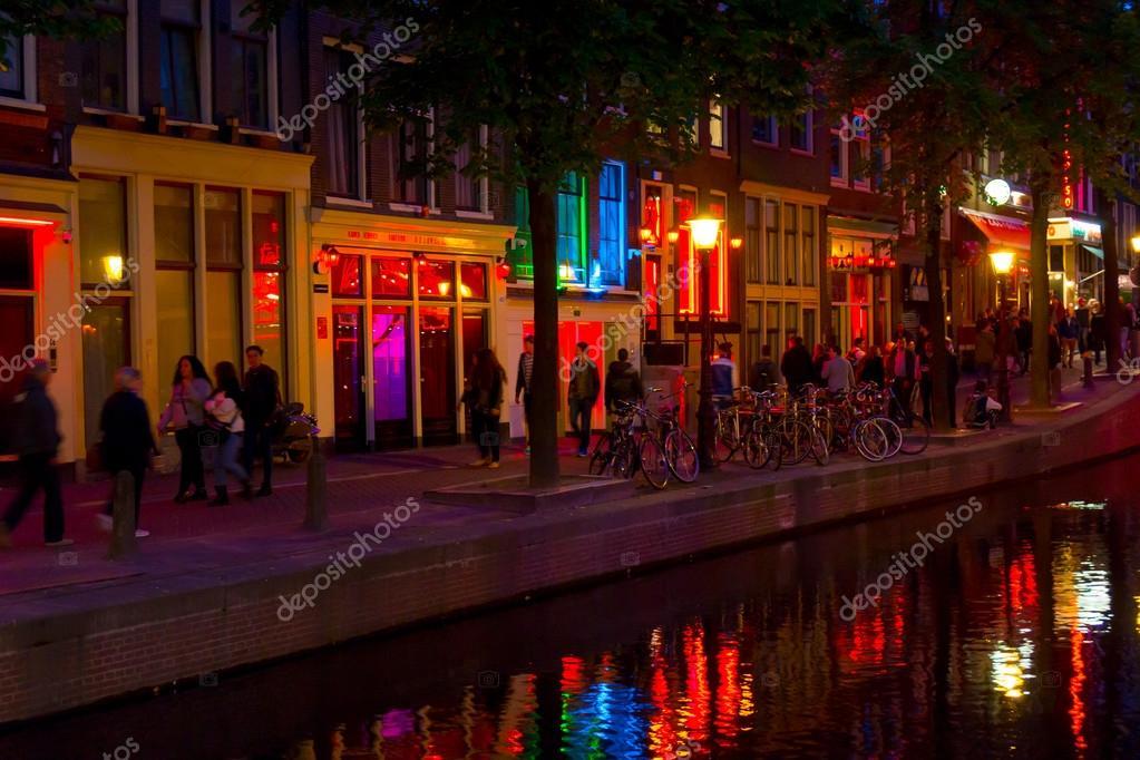 секс на ночь амстердам