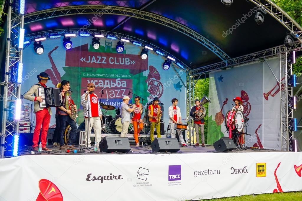 Usadba Jazz Festival