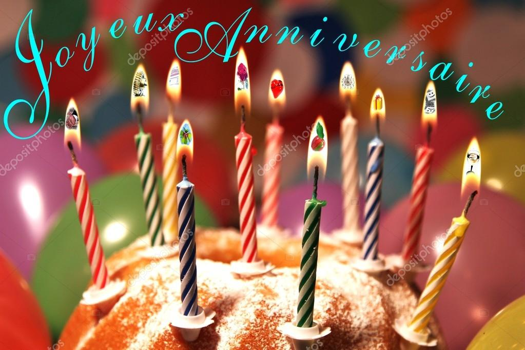 Tremendous Images Happy Birthday In French Happy Birthday In French Words Personalised Birthday Cards Paralily Jamesorg