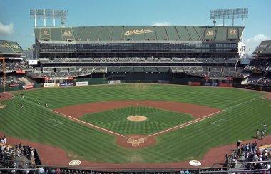O.co Coliseum - Oakland Athletecs
