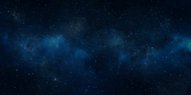Galaxy stars Universe background