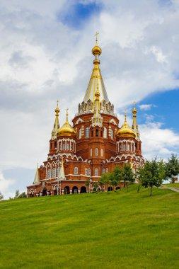 saint michaels cathedral in izhevsk