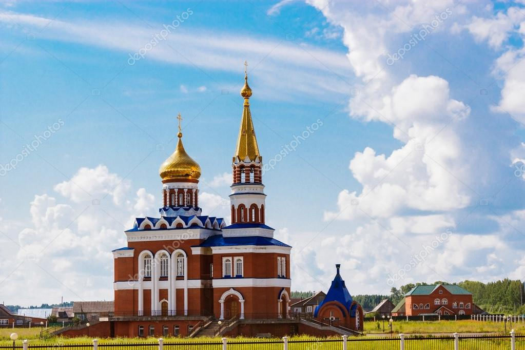 church our lady of kazan in balezino