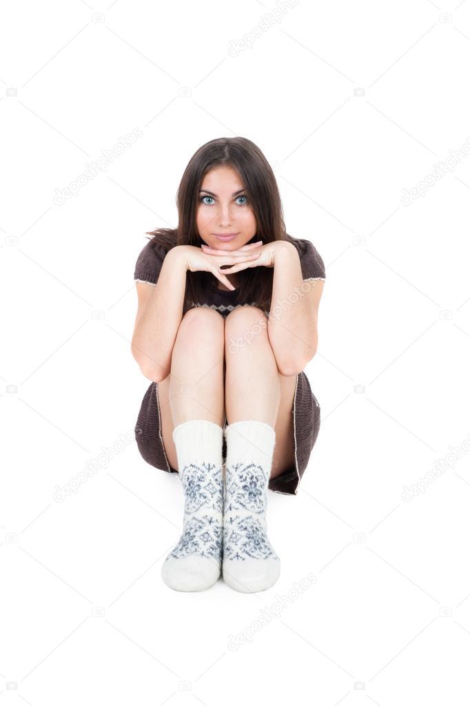 Ωραίο κορίτσι μουνί φωτογραφία