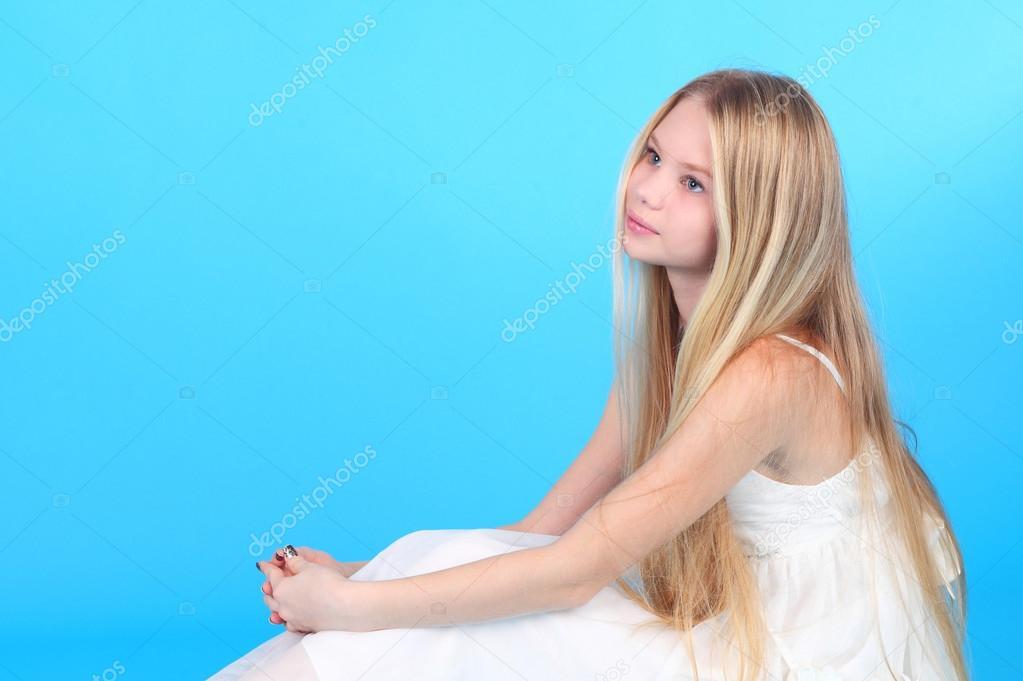 Soñar Con Una Niña Hermosa Vestida De Blanco Soñar Con