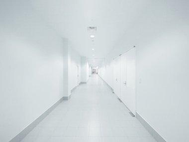 Long walkway