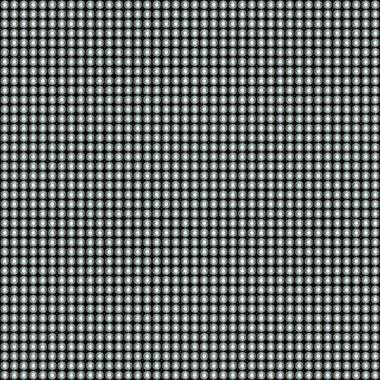 White light LED array