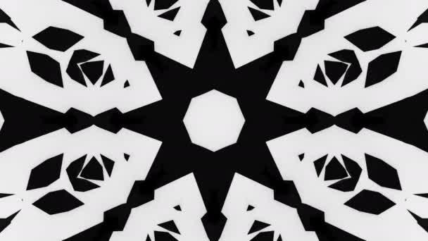Kaleidoskop pohybu pozadí