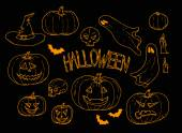 Halloween sada