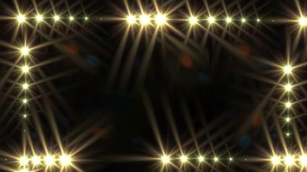 záře světlé ohraničení
