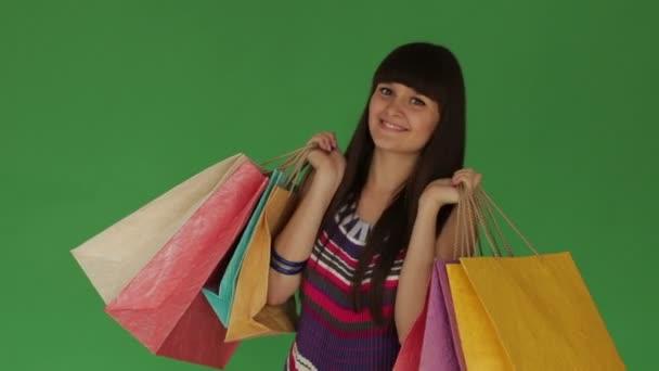 Happgirl hospodářství nákupní tašky