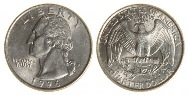 American Quarter from 1996