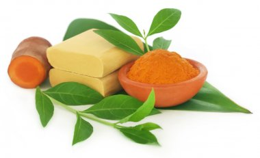 Turmeric with over beautification products