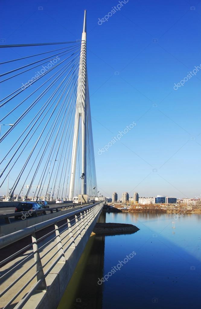 Ada ponte di belgrado foto stock simply 64447063 for Ponte sopra i piani del garage