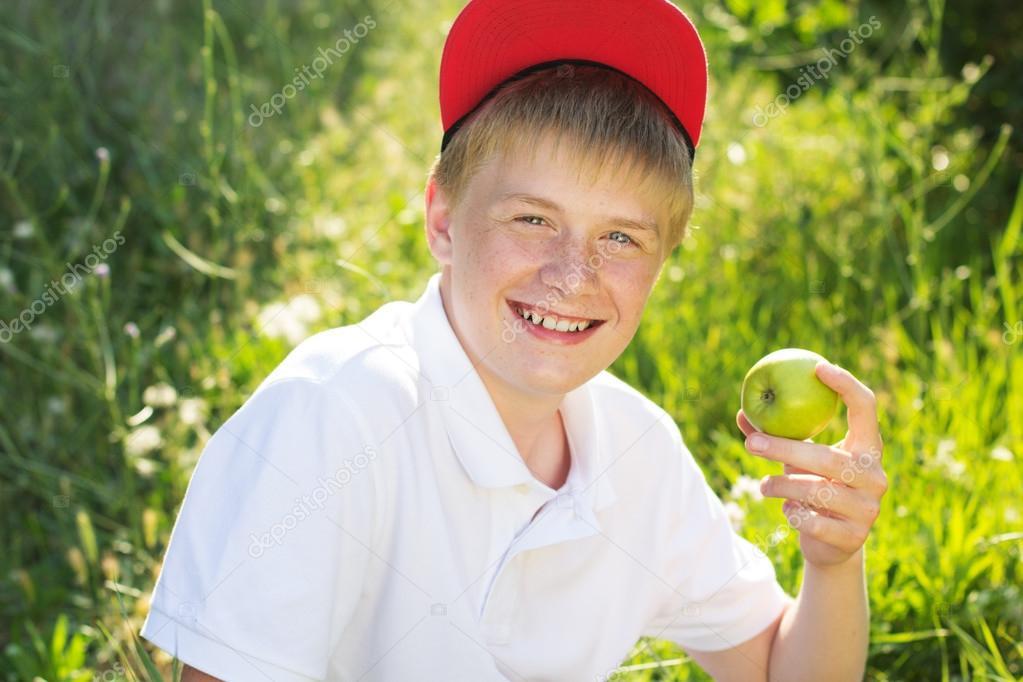Green Apples Teen Pics 77