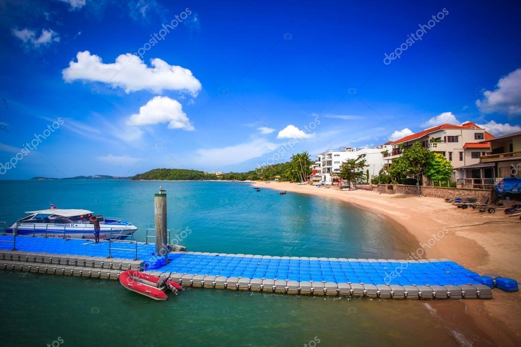 Bophut beach Koh Samui.