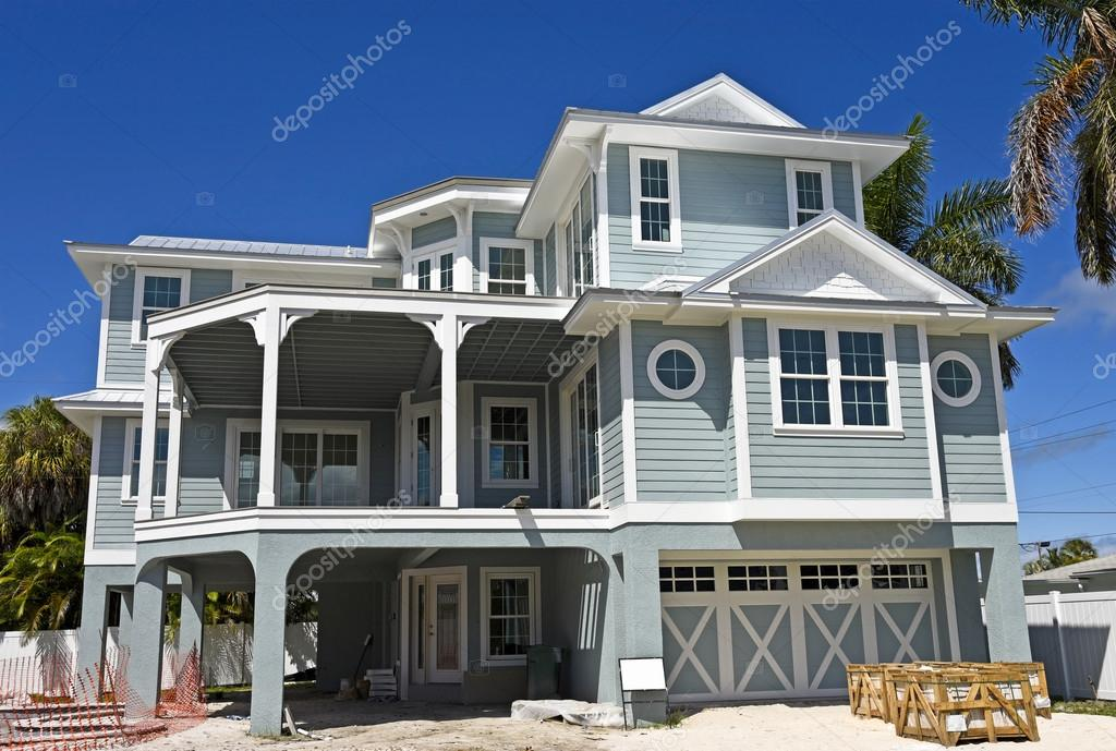 New Beach House Construction Stock Editorial Photo EyeMark