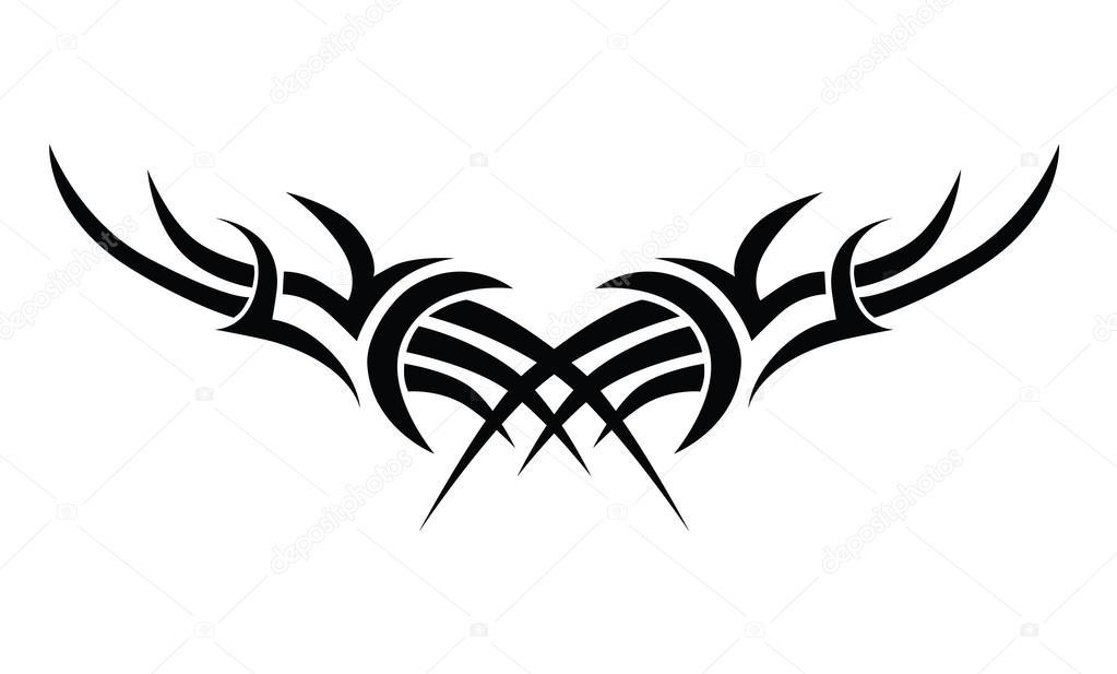 tattoo designs tattoo tribal vector designs art tribal tattoo rh depositphotos com tribal vector pattern tribal vectors free