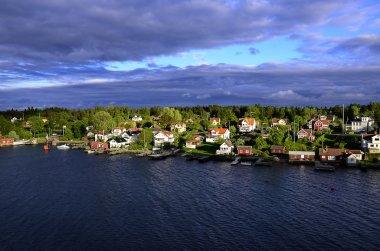 Archipelagos Near Stockholm Sweden