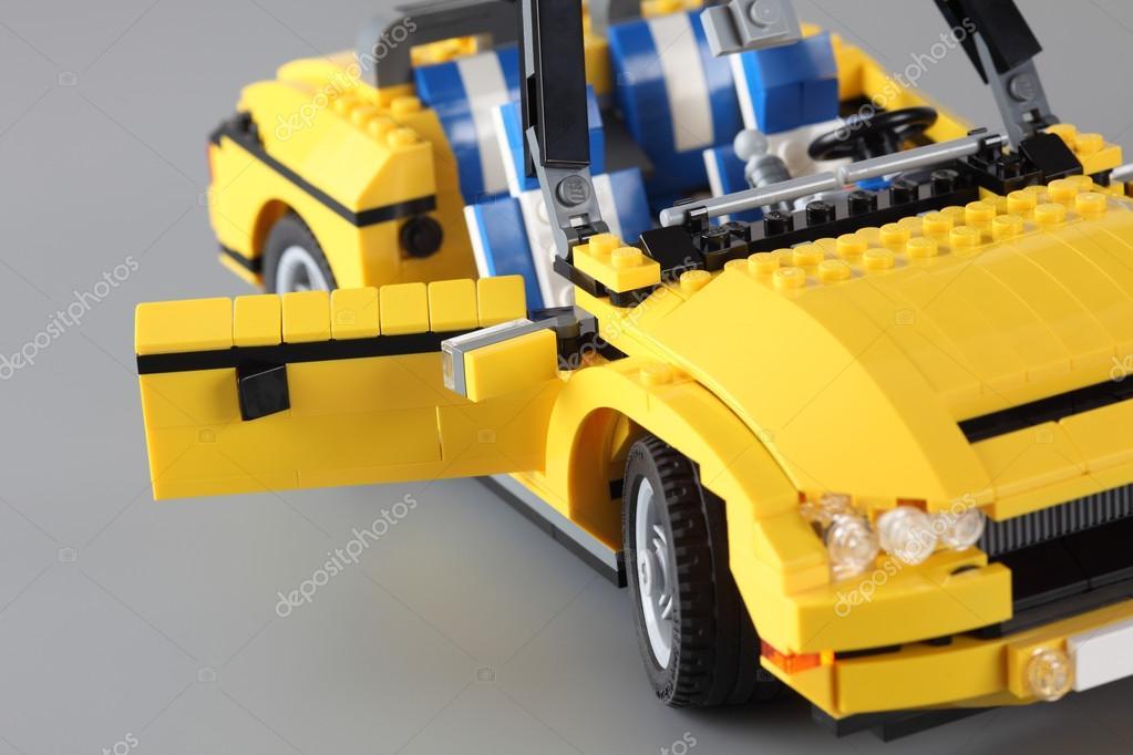 Lego Creator Set 3 In 1 Cool Cruiser With Open Car S Door