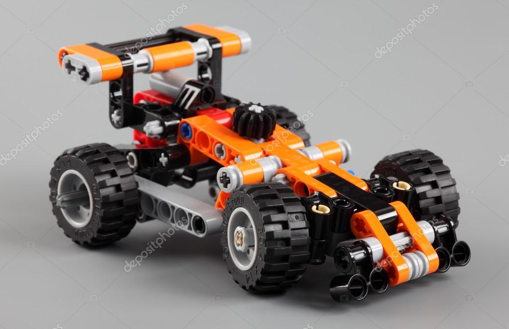 lego technic race car stock editorial photo rosinka79 61933709. Black Bedroom Furniture Sets. Home Design Ideas