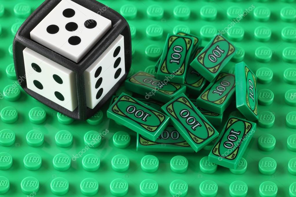 лего деньги игра